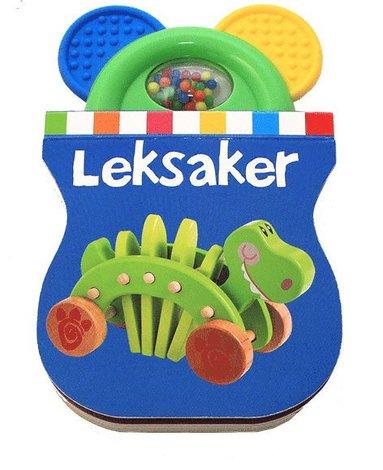 bokomslag Leksaker: Läs, skallra och lär!