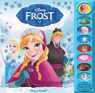 bokomslag Frost (saga med 8 ljudknappar)