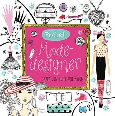 bokomslag Modedesigner. Skapa din egen kollektion