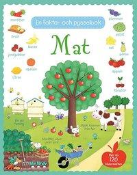 bokomslag Mat : en fakta- och pysselbok