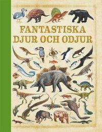 bokomslag Fantastiska djur och odjur