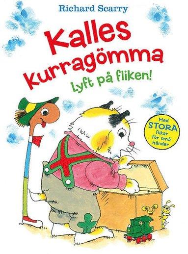 bokomslag Kalles Kurragömma