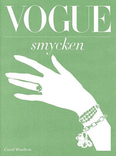 bokomslag Vogue : smycken