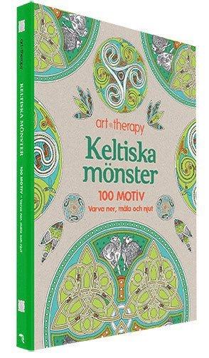bokomslag Keltiska mönster : 100 motiv - varva ner, måla och njut