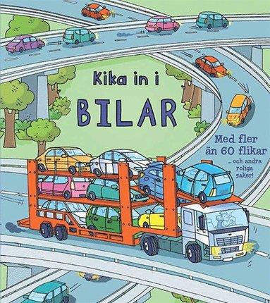 bokomslag Kika in i bilar