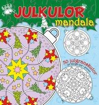 bokomslag Julkulor - mandala