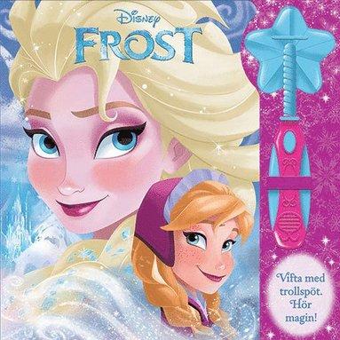 bokomslag Frost (bok med trollspö)