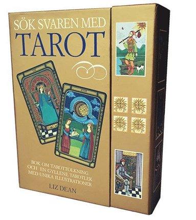 bokomslag Sök svaren med Tarot