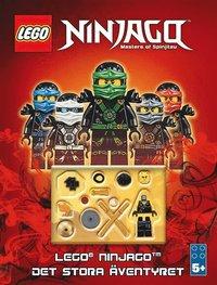 bokomslag LEGO Ninjago : det stora äventyret