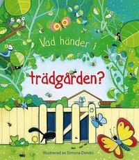 bokomslag Vad händer i trädgården?