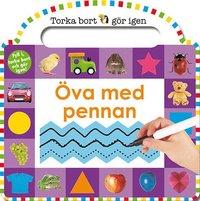 bokomslag Torka bort & gör igen : öva med pennan