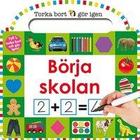 bokomslag Torka bort & gör igen : Börja skolan