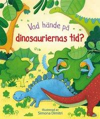 bokomslag Vad hände på dinosauriernas tid?