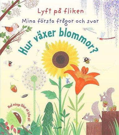 bokomslag Mina första frågor och svar: Hur växer blommor?