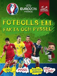 bokomslag Fotbolls-EM: fakta och pyssel