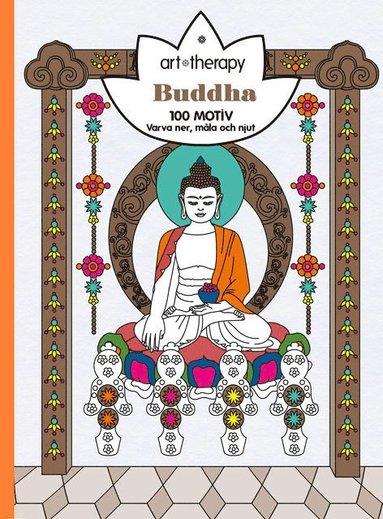 bokomslag Buddha : 100 motiv - varva ner, måla och njut