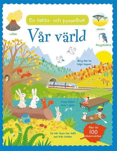 bokomslag Vår värld : en fakta- och pysselbok