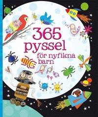 bokomslag 365 pyssel för nyfikna barn
