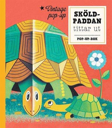 bokomslag Sköldpaddan tittar ut