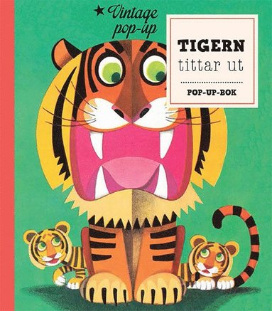 bokomslag Tigern tittar ut
