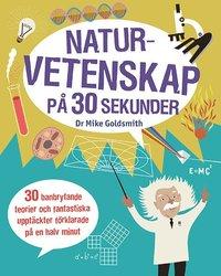bokomslag Naturvetenskap på 30 sekunder