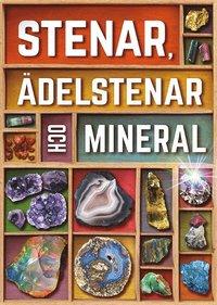 bokomslag Stenar, ädelstenar och mineral