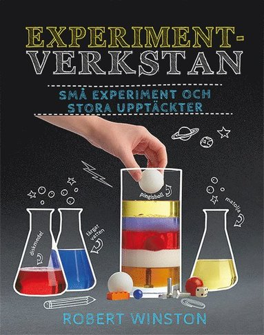 bokomslag Experimentverkstan : små experiment och stora upptäckter