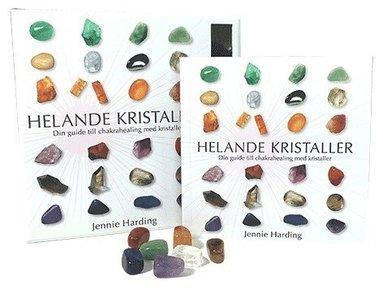 bokomslag Helande kristaller : din guide till chakrahealing med kristaller