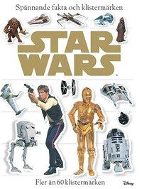 Star Wars. Spännande fakta och klistermärken