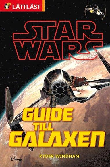 bokomslag Star Wars. Guide till galaxen