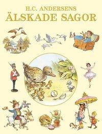 bokomslag H.C. Andersens älskade sagor