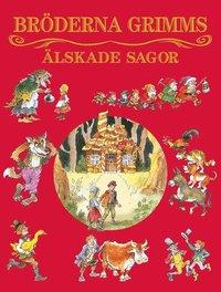 bokomslag Bröderna Grimms älskade sagor