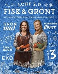bokomslag LCHF 2.0 fisk & grönt