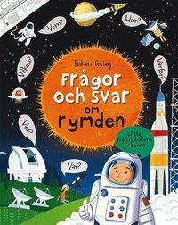 bokomslag Frågor och svar om rymden