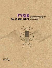 bokomslag Fysik på 30 sekunder
