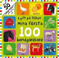 bokomslag Lyft på fliken: Mina första 100 bondgårdsord