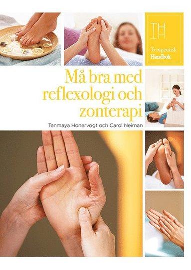 bokomslag Må bra med reflexologi och zonterapi