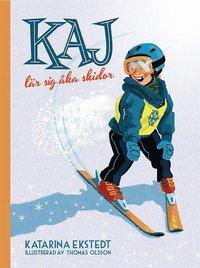 bokomslag Kaj lär sig åka skidor (litet format)