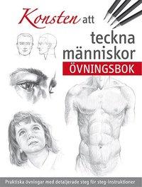 bokomslag Konsten att teckna människor : övningsbok