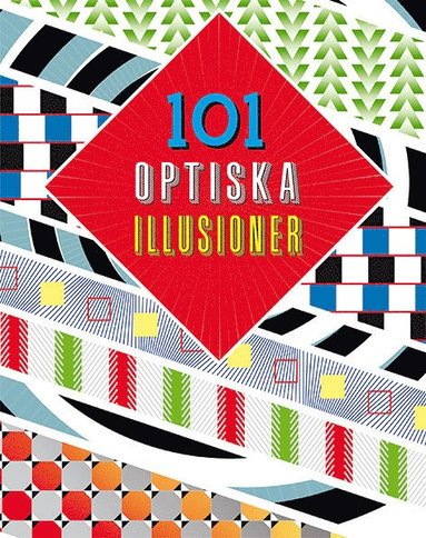 bokomslag 101 optiska illusioner