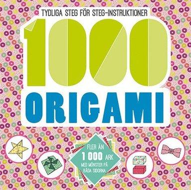 bokomslag 1000 origami