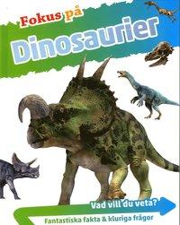 bokomslag Fokus på dinosaurier
