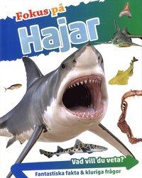 bokomslag Fokus på hajar