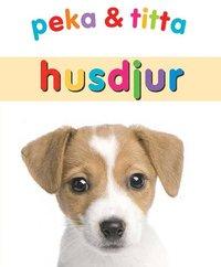 bokomslag Peka & titta : husdjur