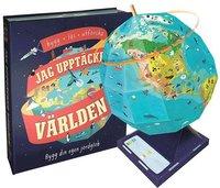 bokomslag Jag upptäcker världen : Bygg, läs, utforska