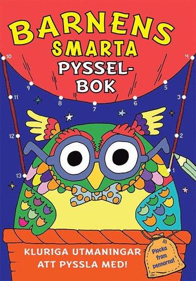 bokomslag Barnens smarta pysselbok