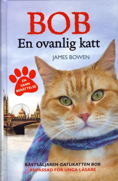 bokomslag Bob : en ovanlig katt