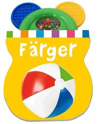 bokomslag Färger: bok, skallra och bitring