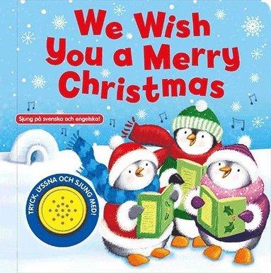 bokomslag We wish you a Merry Christmas