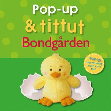 bokomslag Pop-up & tittut : bondgården